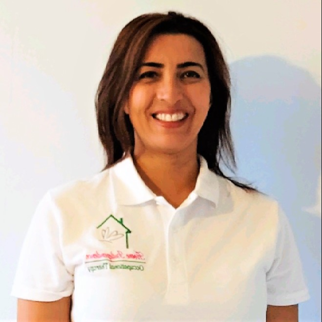 Picture of Sophia Dickinson Occupational Therapist